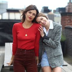 """71 Likes, 1 Comments - Models Society (@models.society) on Instagram: """"Jeanne Damas and Laura Love at dna today. @jeannedamas #JeanneDamas @lootin #LauraLove #TheVisitor…"""""""