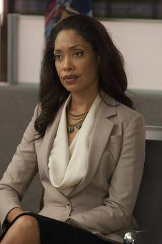 Gina Torres as Jessica Pearson - TV Fanatic