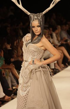 Lady of the Lake - Amato Haute Couture