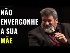 Mario Sergio Cortella • Não Envergonhe a Sua Mãe - YouTube Youtube, Videos, Music, Pasta, Co Parenting, Self Help, Activities, Thoughts, Mixed Media