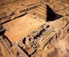 The Step Pyramid of Djoser at Saqqara