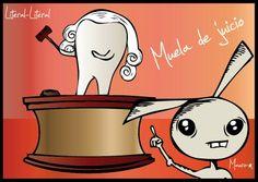 #humorliteral #muela del juicio #dentistas #odontologos