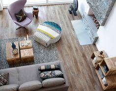 Laminaatti Living Expression Classic Plank 4V Natural Variation Kuullotettu Taupe Tammi lauta 1.596 m²/pak - Taloon.com