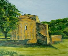 Abbaye saint jean a corti