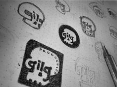 g designed by Stevan Rodic. Connect with them on Dribbble; the global community for designers and creative professionals. Create A Logo, Advertising Design, Logos, Ds, Sketch, Pencil, Layout, Sketch Drawing, Page Layout