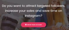 Strategic management for your Instagram profile, so you grow with real engagement and targeted followers. Gain more visibility on your Instagram account!  http://instaengagement.com/