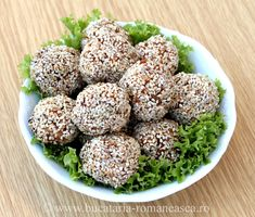 Turkey meat balls with sesame seeds Appetizer Recipes, Appetizers, Entrees, Bacon, Seeds, Turkey, Cooking Recipes, Meat, Vegetables