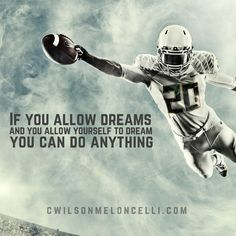 """Do you have a dream? A wish? A desire? I guess you do. But did you know that following your dream is one of the most fulfilling thing a person can do?  """"If you allow dreams and you allow yourself to dream you can do anything""""  Don't let anything or anyone stop you from following your dream! #DreamBig #FlowState"""
