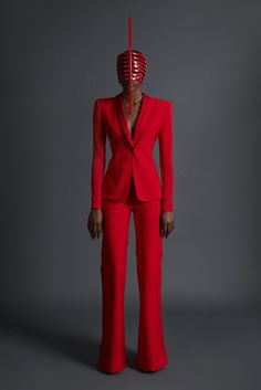 Gareth Pugh Spring 2018 Ready-to-Wear Undefined