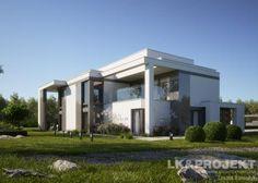Projekty domów LK Projekt LK&1385 zdjęcie wiodące