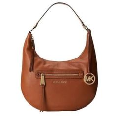 NWT~MK RHEA BAG MAKE AN OFFER Brand new with tags and official gift receipt from store !!! MICHAEL by Michael Kors Rhea Medium zip shoulder bag. Adorable ✨✨ Michael Kors Bags
