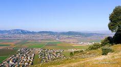 ORAA06 - Vue sur la vallée de la Durance depuis l'aire d'envol parapentes d'Oraison - Alpes de Haute Provence 04