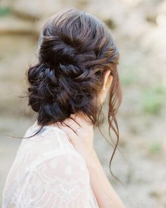 21 Most Romantic Wedding Hair Styles 2018 Wedding Hair Colors, Loose Wedding Hair, Romantic Wedding Hair, Wedding Hairstyles For Long Hair, Loose Hairstyles, Wedding Hair And Makeup, Wedding Updo, Bridal Hair, Bride Makeup