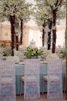 Our styling using @Allison j.d.m j.d.m House! of Bunting chair slips flower trees by Essential wedding hire - Keywords: #weddings #jevelweddingplanning Follow Us: www.jevelweddingplanning.com  www.facebook.com/jevelweddingplanning/