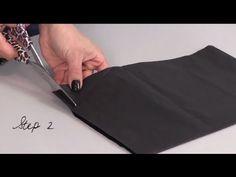 Tissue Tassel Garland Tutorial #diy #youtube