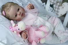 Noah Awake by Reva Schick - Online Store - City of Reborn Angels Supplier of Reborn Doll Kits and Supplies