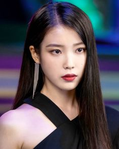 Kpop Girl Groups, Kpop Girls, Korean Beauty, Asian Beauty, Iu Moon Lovers, Iu Hair, Korean Girl, Asian Girl, Luna Fashion