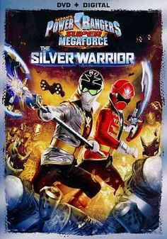Power Rangers Super Megaforce: The Silver Warrior [DVD + Digital] for sale online All Power Rangers, Power Rangers Megaforce, Lions Gate, Tv Seasons, New Movies, Cool Things To Buy, Digital, Silver, Female Power