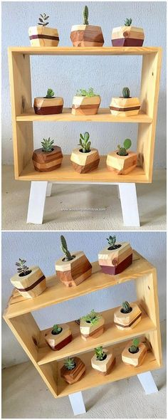 In most of the houses you would have catch the pots stand as designed with wood work use. Wood Projects That Sell, Wooden Pallet Projects, Easy Wood Projects, Woodworking Projects That Sell, Pallet Crafts, Diy Woodworking, Wood Crafts, Pallet Ideas, Small Wooden Projects