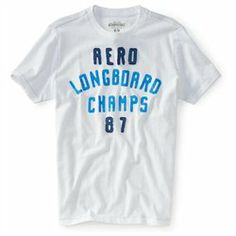 #Aeropostale              #ApparelTops              #ropostale #mens #embroidered #graphic #longboard #champ #shirts-             A ropostale mens embroidered and graphic longboard champ t shirts- 102 - M                              http://www.snaproduct.com/product.aspx?PID=7947458