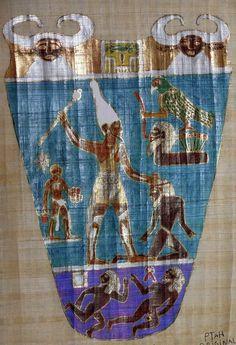 Palette de Narmer.