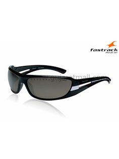 9f8258da5d Buy Fastrack Sunglasses P204BK2 Sporty Wrap Unisex • GujaratMall.com