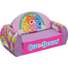 Care Bears flip sofa at Walmart!