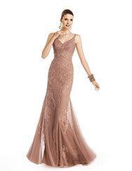 Pronovias te presenta su vestido de fiesta Tasarte de la colección Fiesta 2014. | Pronovias