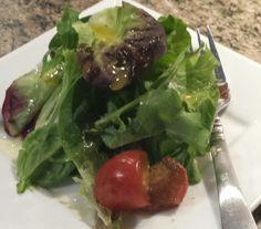 Paleo Zone Diet French Vinaigrette