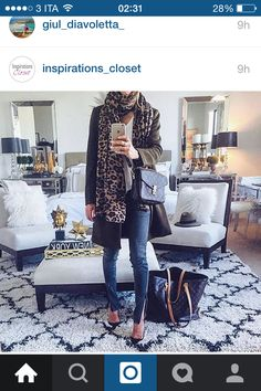 Green and animalier