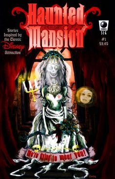 haunted mansion comics | Haunted Mansion (comics issue 1)
