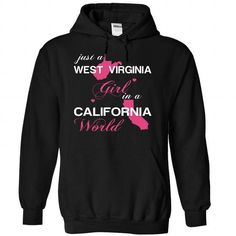 Just A Virginia Girl In A Florida World - for women gift. Just A Virginia Girl In A Florida World, hostess gift,bestfriend gift. ORDER HERE =>. T Shirt Makeover, Sweatshirt Makeover, Malta, Connecticut, Slovenia, Bubble Gum, Tee Shirt, Shirt Hoodies, Funny Hoodies