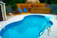 Discover new models of above-ground pools, semi-inground pools, in-ground pools and spas available at your Sima Canada dealer Semi Inground Pools, Pool Installation, In Ground Pools, Swimming Pools, Spa, Outdoor Decor, Projects, Swiming Pool, Log Projects