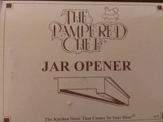 The Pampered Chef Cookie HOSPITALITY HEART 2001 Family Heritage ...
