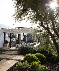 Mediterranean dwelling overlooks Salt Creek Beach / CA USA / Forest Studio and interior M. Elle Design