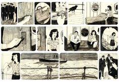 Alex Higlett - MA Illustration coursework    Winner - Cheltenham Illustration Awards 2009
