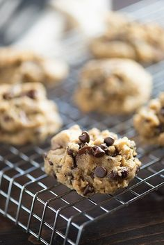 Lately it's been all cookies, all the time up in this house. I don't know what my problem is, but I'm just addicted to the soft, buttery goodness that is a chocolate chip cookie. Of course, I can only make the same chocolate chip cookies so many times before I start seeking out crazy things …