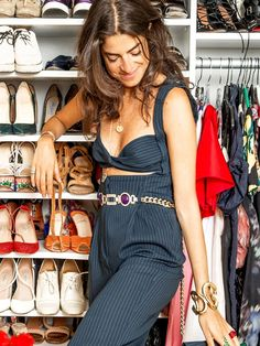 What Not to Do When Getting Dressed, According to Leandra Medine