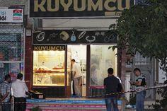 Maskeli şahıslar kuyumcuyu basıp 2 kişiyi öldürdü - HABEREFOR - Samsun Haber Sitesi Sondakika ve En Son Haberler
