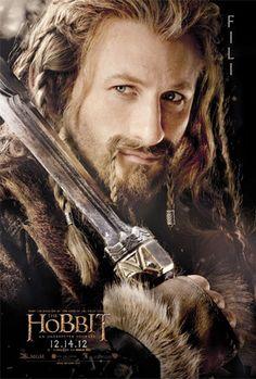 The Hobbit - Fili