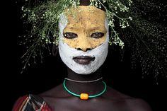 suri tradition / ethiopia by abgefahren2004, via Flickr