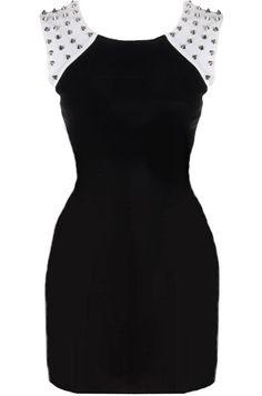 Spiked dress<3