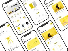 The Bright Yellow Aesthetic Features