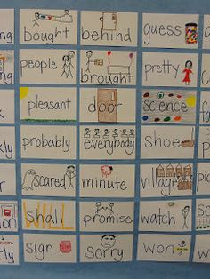 19 Word Walls That Will Blow Your Mind Vocabulary Bulletin Boards, Vocabulary Word Walls, Academic Vocabulary, Vocabulary Activities, Word Wall Kindergarten, Classroom Word Wall, Future Classroom, Kindergarten Activities, Classroom Pictures