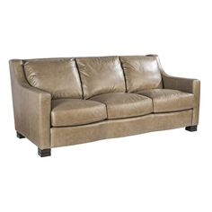 Found it at Wayfair - Colby Leather Sofa