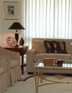 Miro plate. Comfortable seating. Designed by Lena Kroupnik, NCIDQ #LenaKroupnik #interiordesignerdc