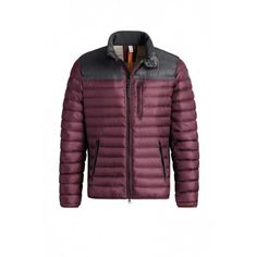 PARAJUMPERS KOCHI PJS Down Jacket Men Outwear Wine Red Black