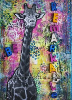 You gotta buy it!! REMARKABLE Print by CarmenMcCullough on Etsy, $11.95