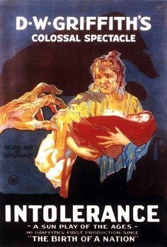 Intolerance di David W. Griffith, 1916