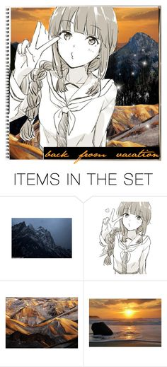"""Back from Vacation!"" by spellbooks-and-wands-xo ❤ liked on Polyvore featuring art and pandasart"